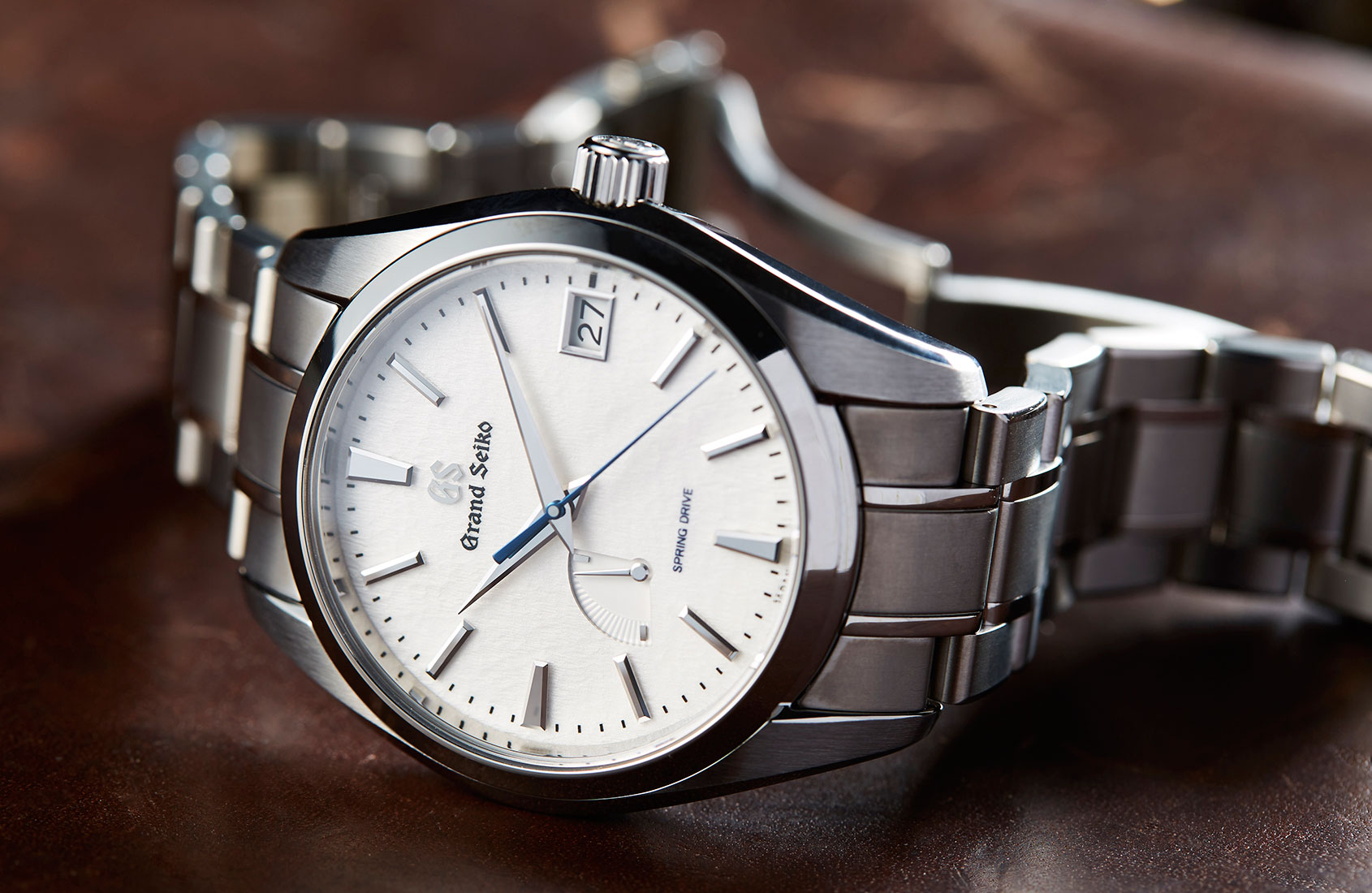 EDITOR'S PICK: What's cooler than being cool? The Grand Seiko SBGA211 Snowflake