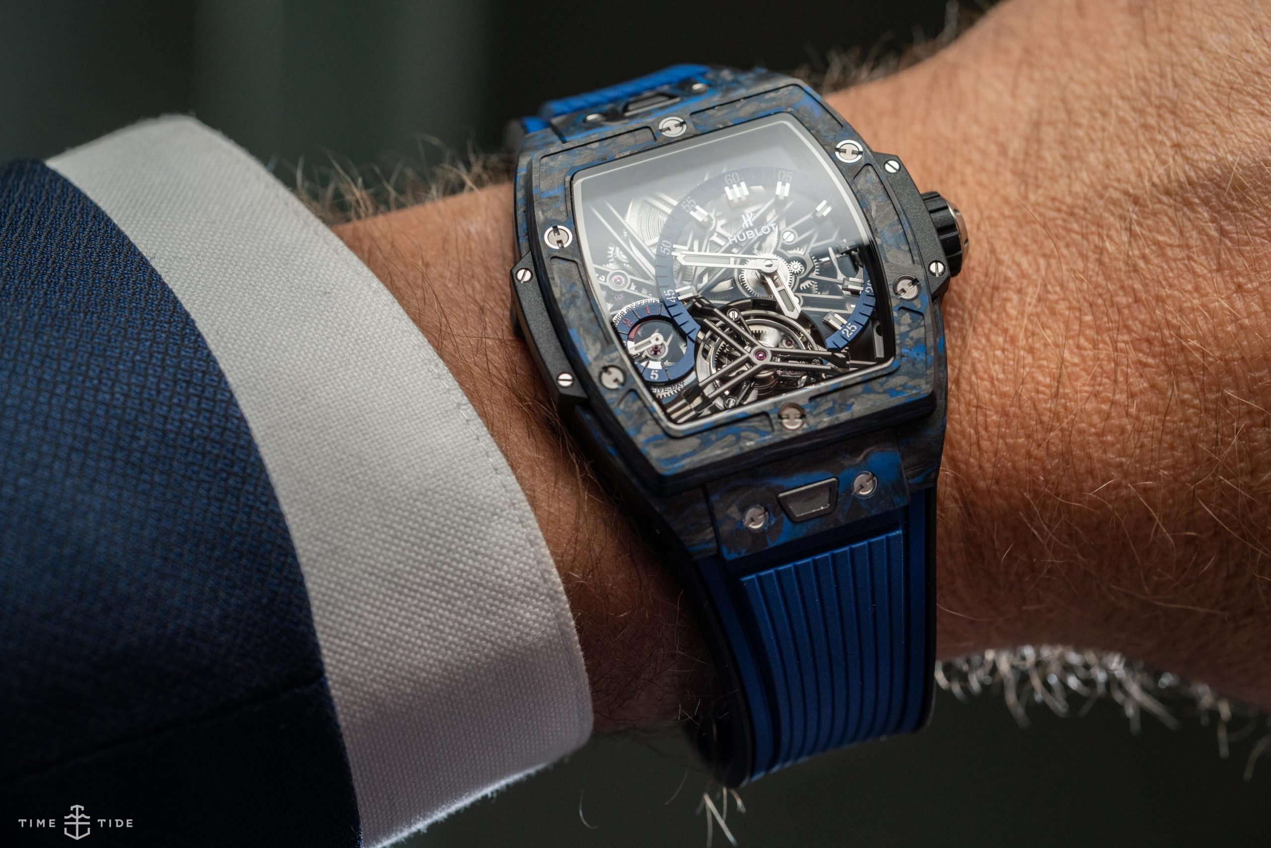 VIDEO: A five-minute crash course on how a tourbillon works and what it's comprised of