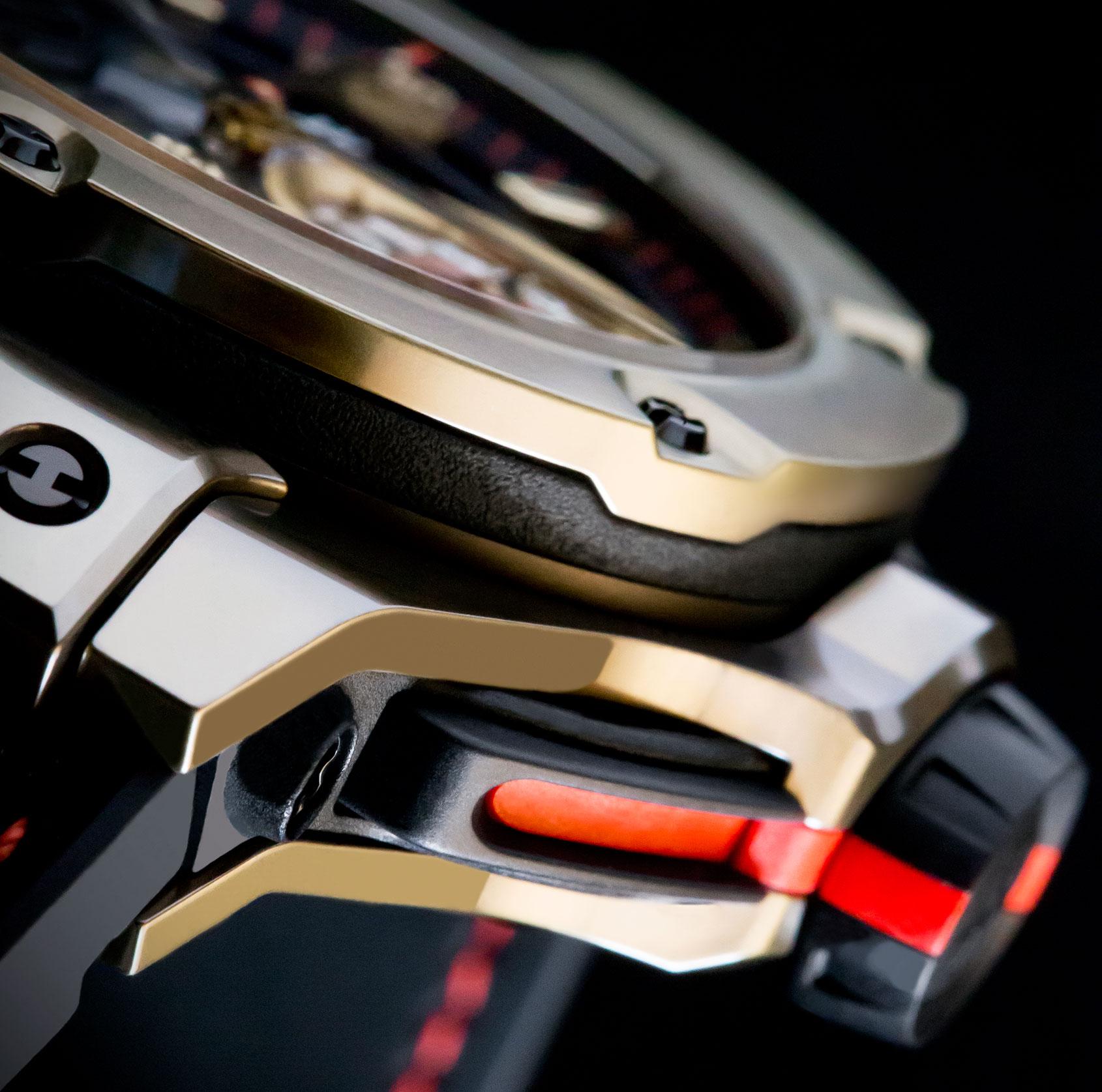 INTRODUCING: The harder, faster, stronger Hublot Big Bang Ferrari in Magic Gold