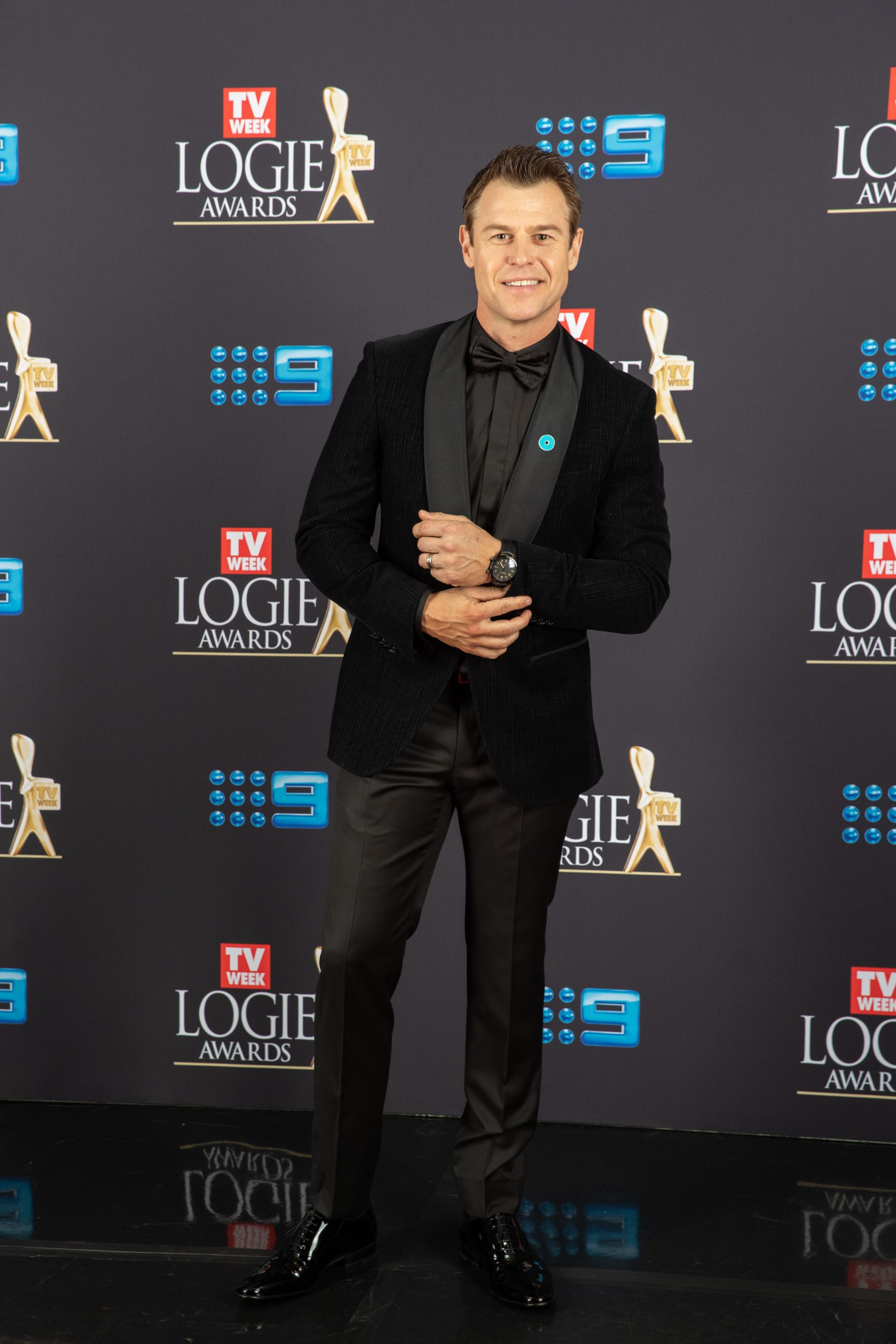 MY WEEK WITH: The Bremont U-2/51-JET, by Gold Logie nominee Rodger Corser