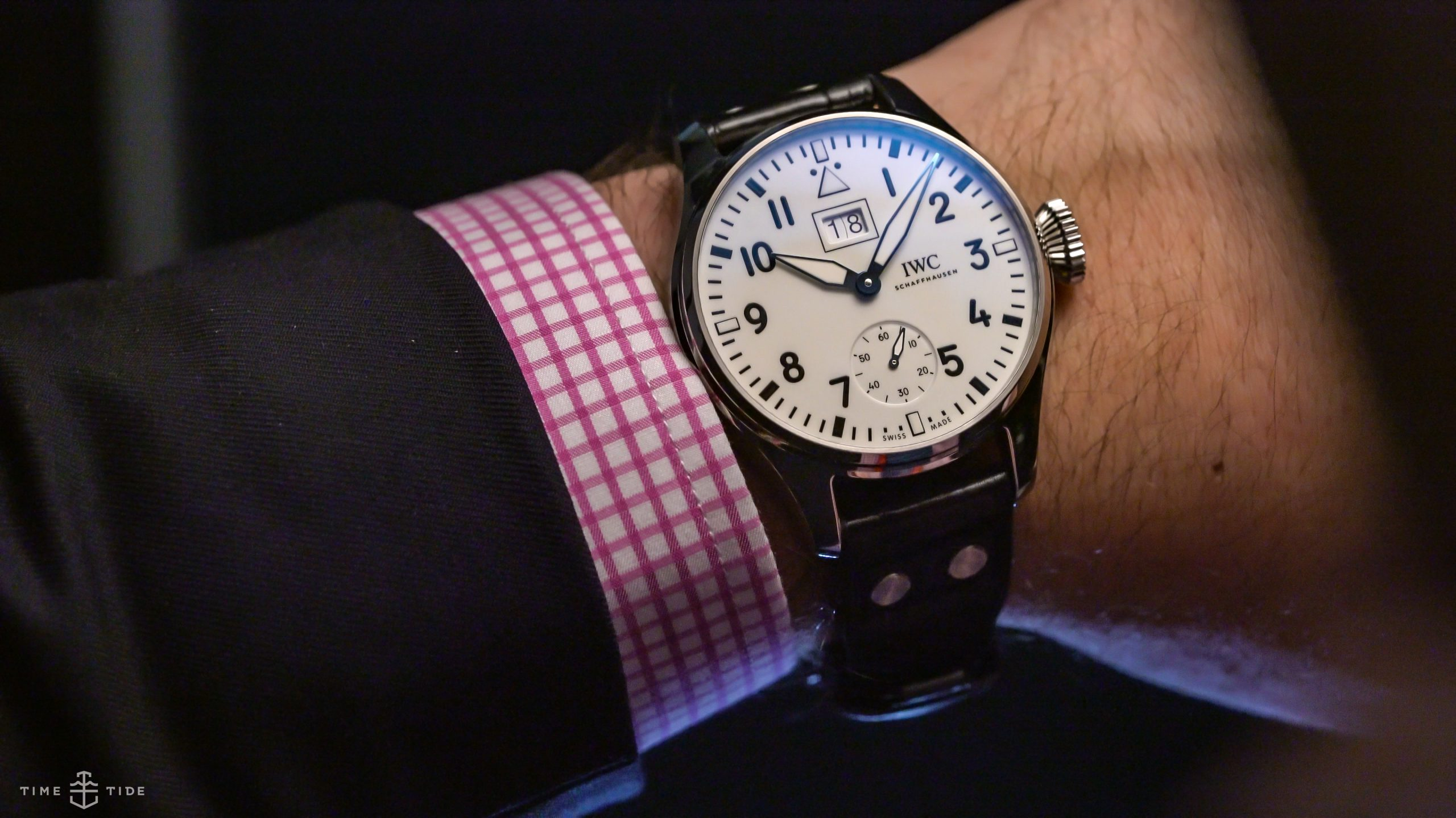 VIDEO: 6 standout watches from IWC's 2018 collection – from Pilot's to Pallweber