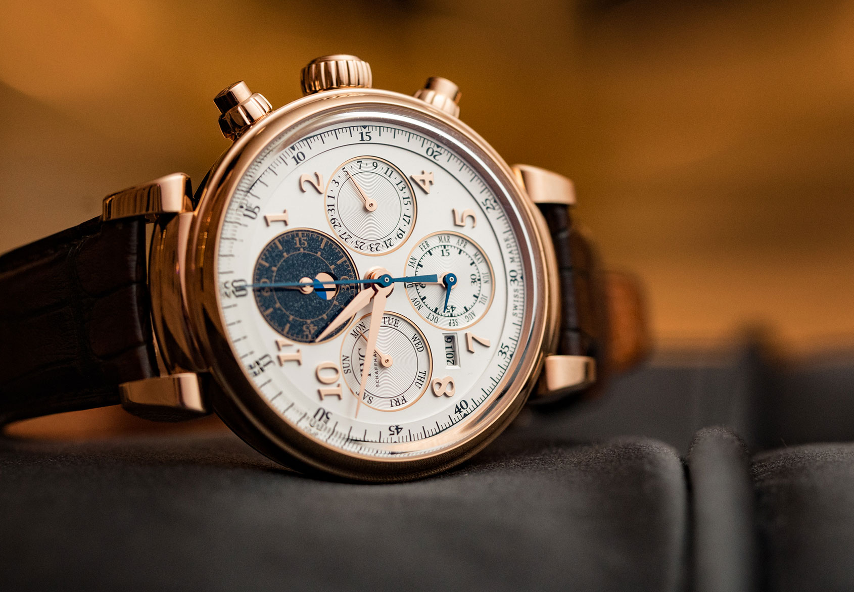 INTRODUCING: Return to form – the IWC Da Vinci Perpetual Calendar Chronograph