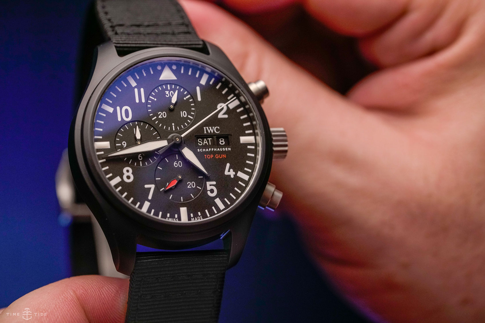 A quick flyover of IWC's Pilot's collection feat. the Classic, Le Petit Prince, Spitfire and Top Gun lines