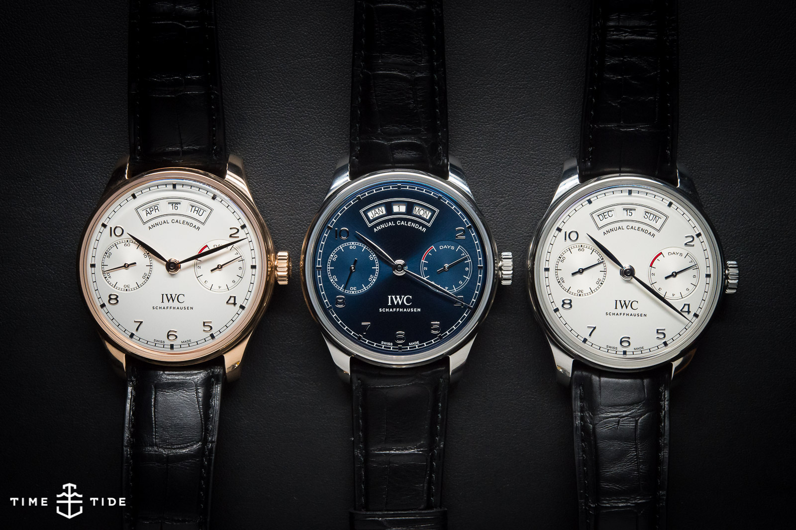 Explaining a legend – the history of the IWC Portugieser