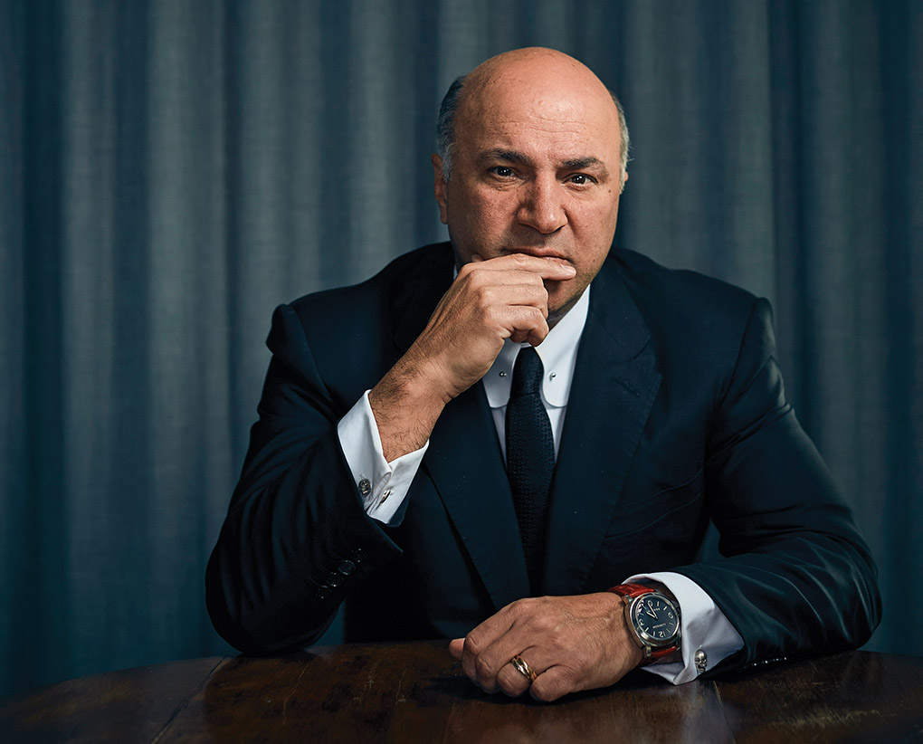 7 of Shark Tank investor Kevin O'Leary's watch collecting commandments