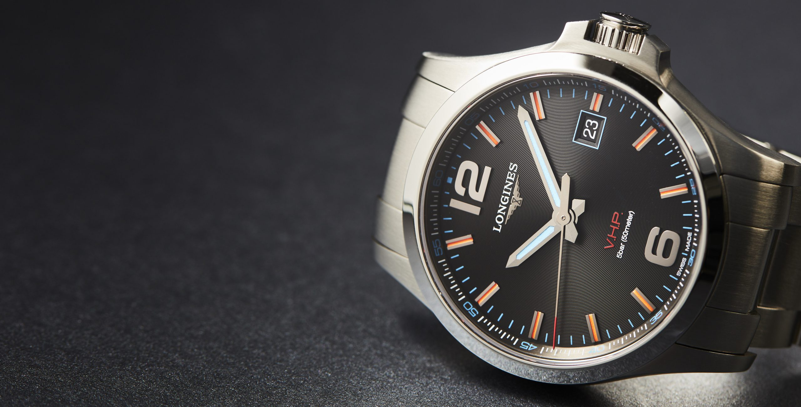 ANNOUNCING: We are selling 10 of the last remaining Longines V.H.P. Commonwealth Games watches in Australia, but that's only half of what you get…