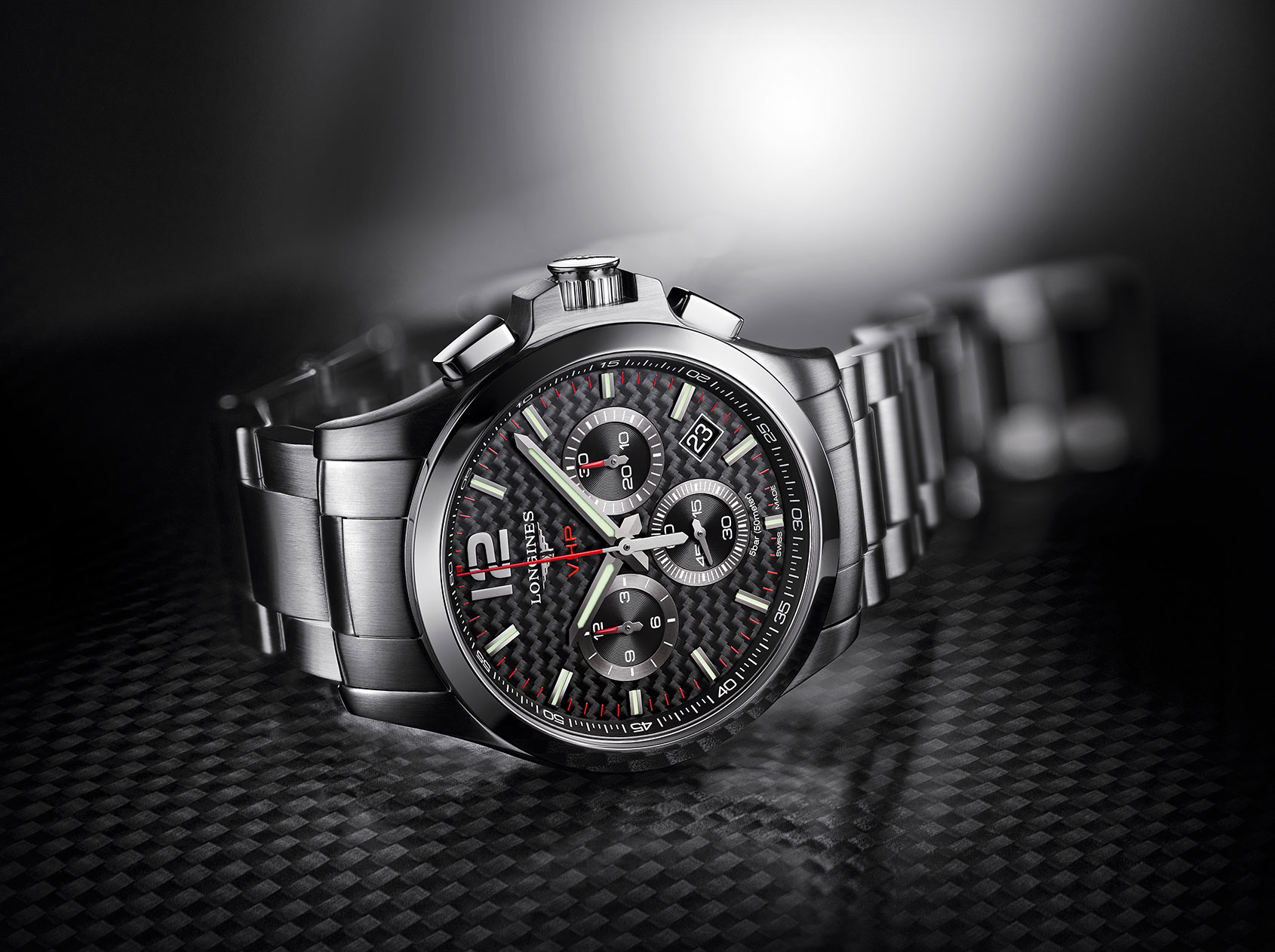 INTRODUCING: The Longines Conquest V.H.P. Chronograph