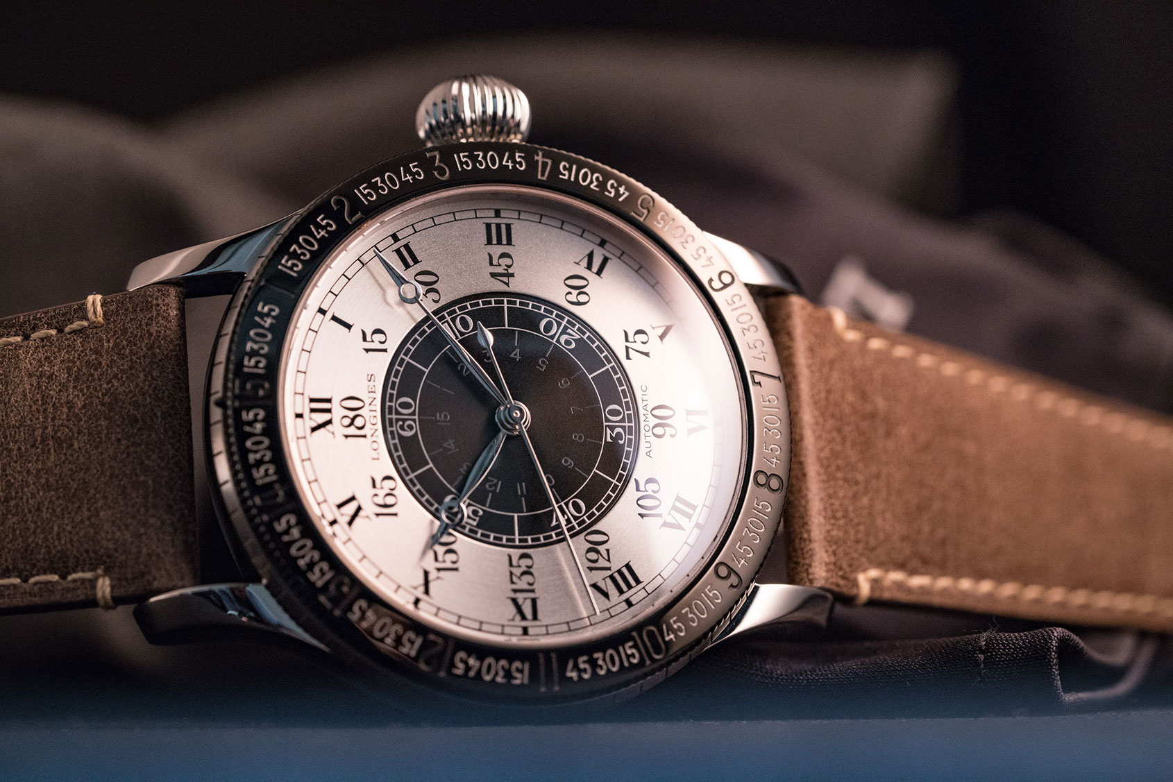 VIDEO: In the Adventurers & Explorers room at the Longines Museum, with a focus on the Lindbergh voyage