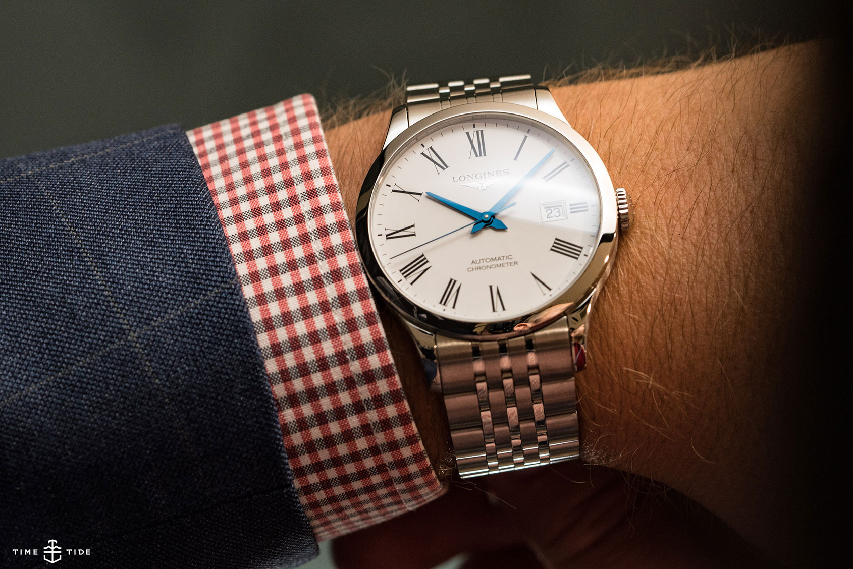 VIDEO: Exploring one of the most accessible COSC-certified collections on the market, the new Longines Record range