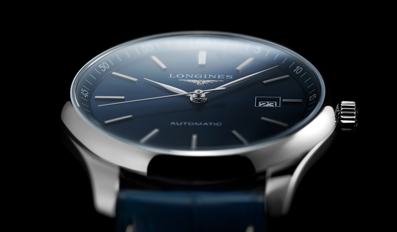 VIDEO: So, awkward, we'd never noticed the Longines Master Collection, until this watch…