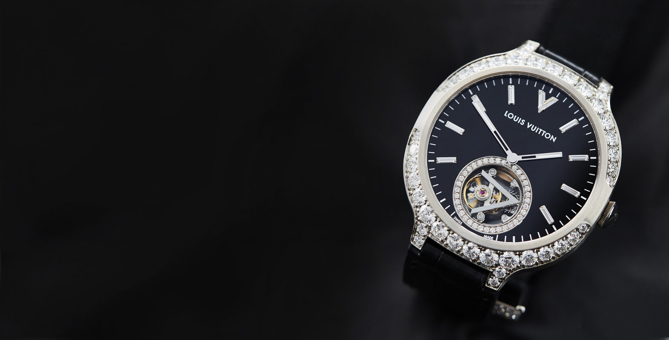 If you're interested in Geneva Seal standard watchmaking, this Louis Vuitton 'high watch collection' wants to meet you