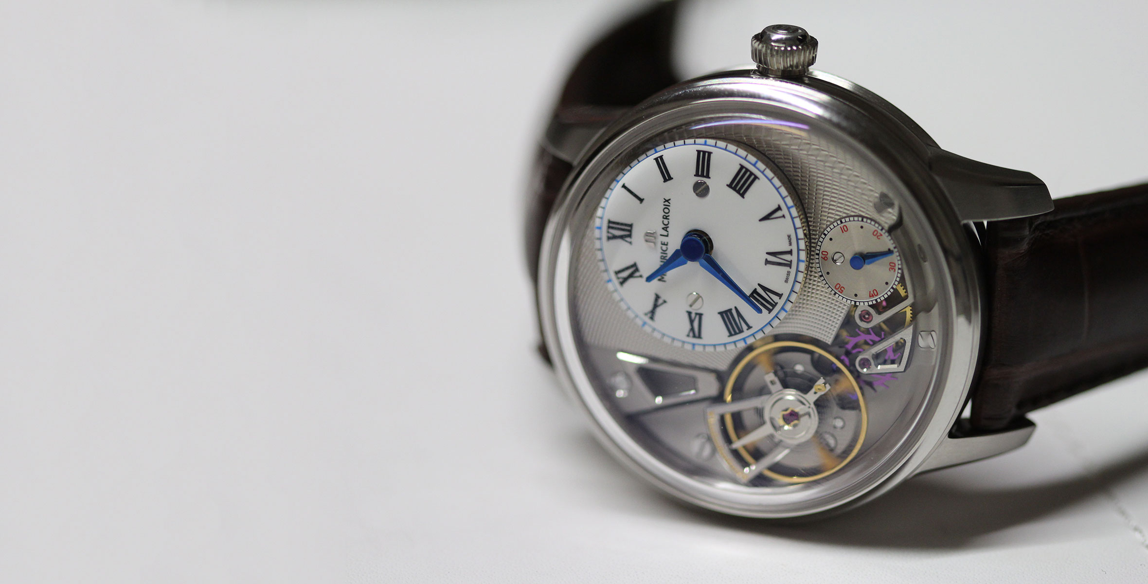 HANDS-ON: The Maurice Lacroix Gravity