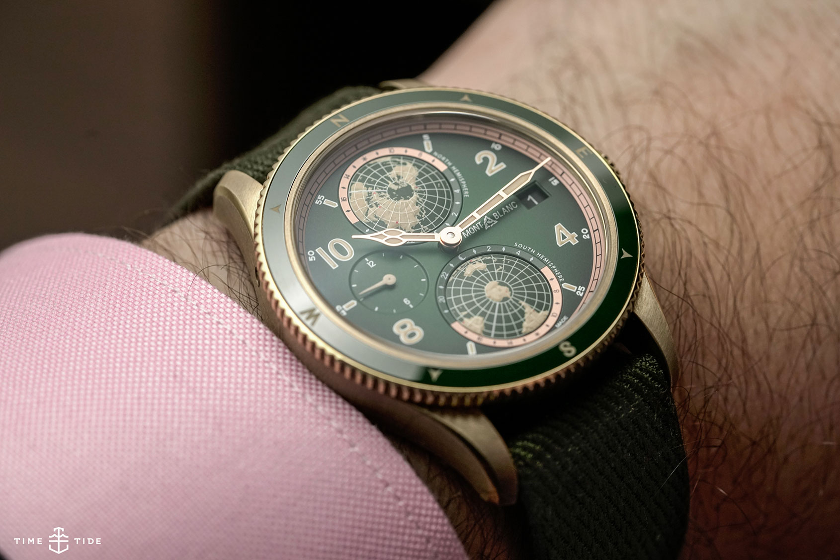 From stylish to rugged – 5 Montblanc watches that cover every base