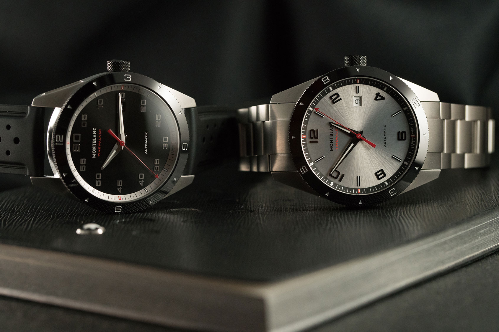 INTRODUCING: Sporty but simple – the Montblanc TimeWalker Date Automatic