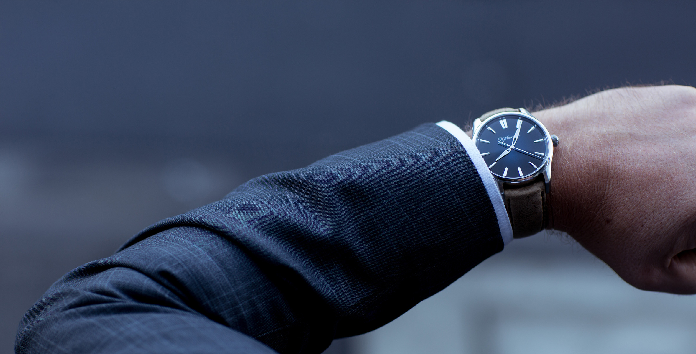 MY MONTH WITH: The H. Moser & Cie Pioneer (and why I bought one)