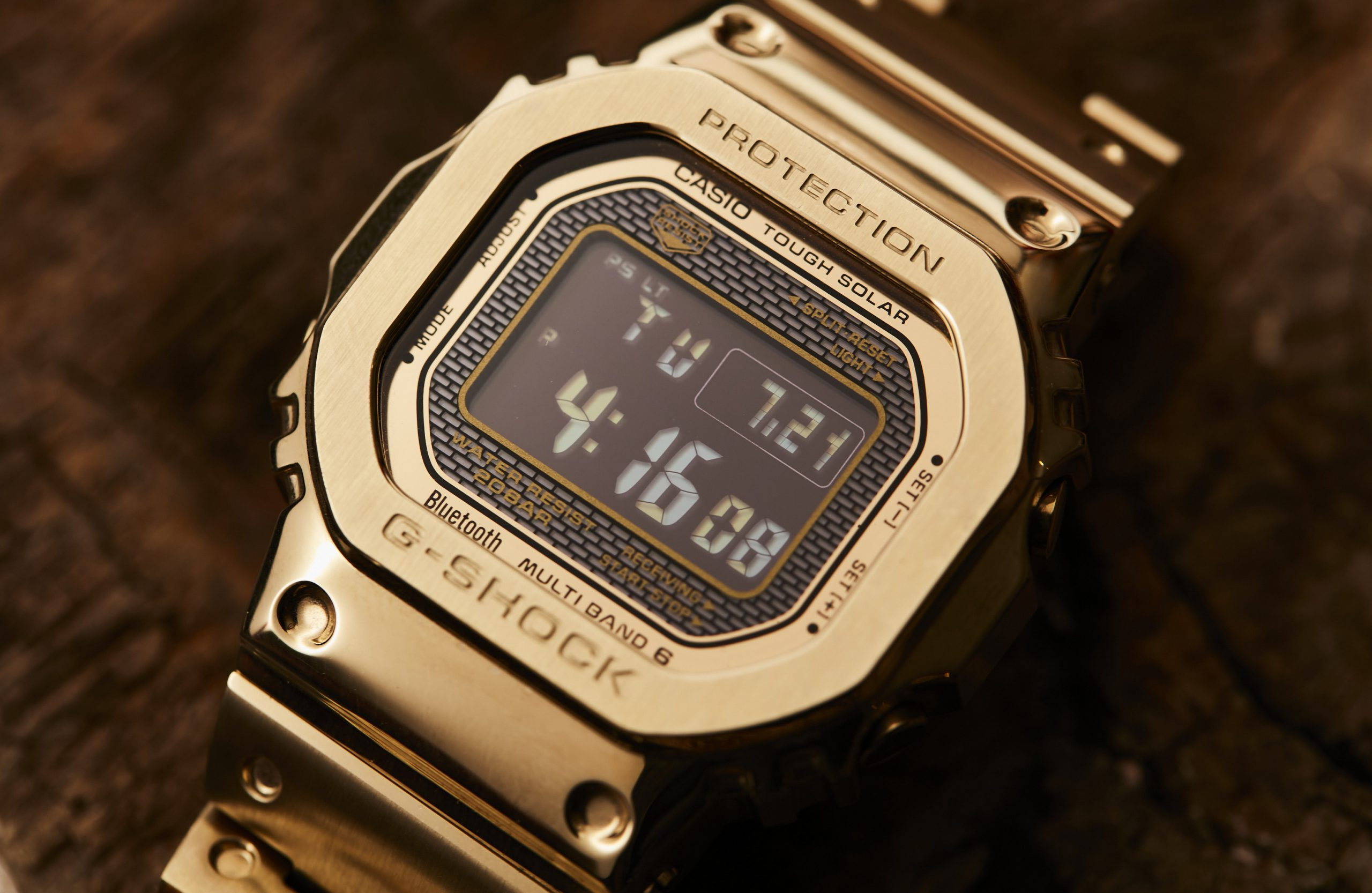EDITOR'S PICK: My year with the Casio G-Shock Full Metal GMW-B5000GD-9.