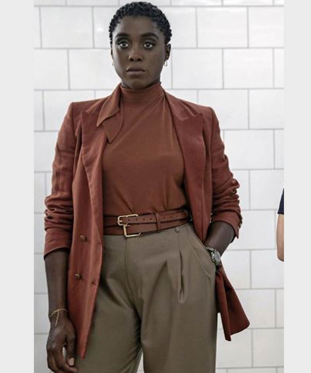 """Lashana Lynch has confirmed she is the new 007 in """"No Time to Die"""", and boy does she wear the 007 Edition of the 300M with style…"""