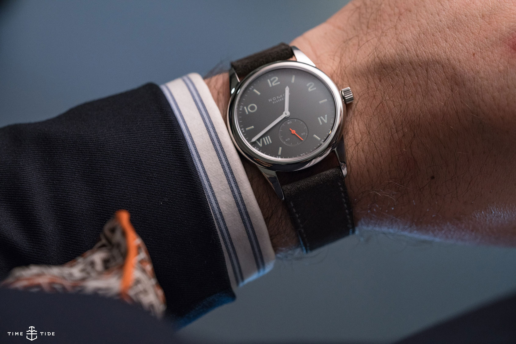 Looking for a great first watch? The Nomos Club Campus could be just the ticket