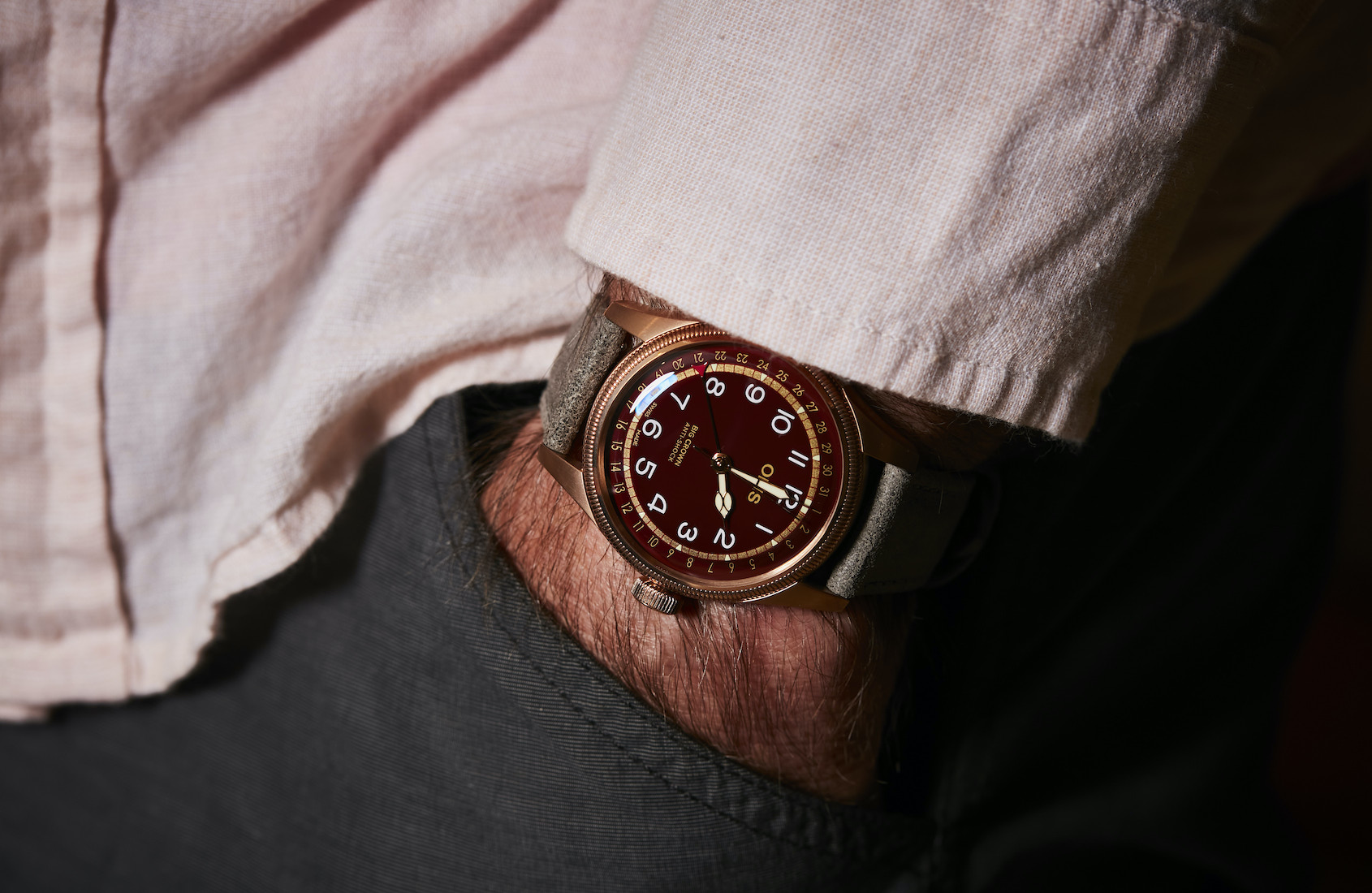Fratello Watches Oris Big Crown Pointer Date