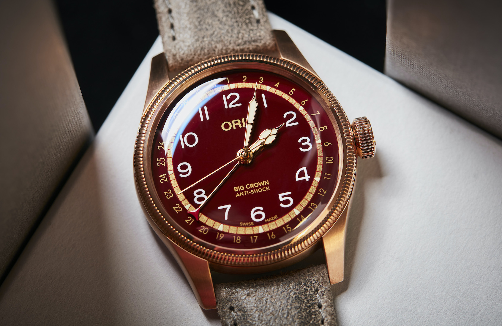 best watch media collaborations