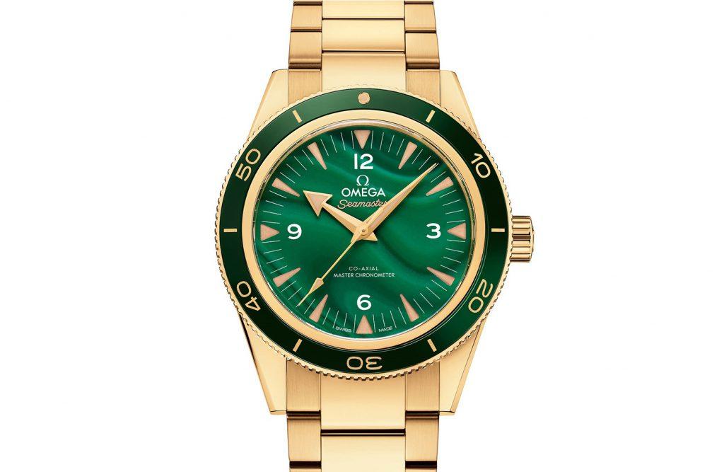 LIST: 7 envy-instilling green dials