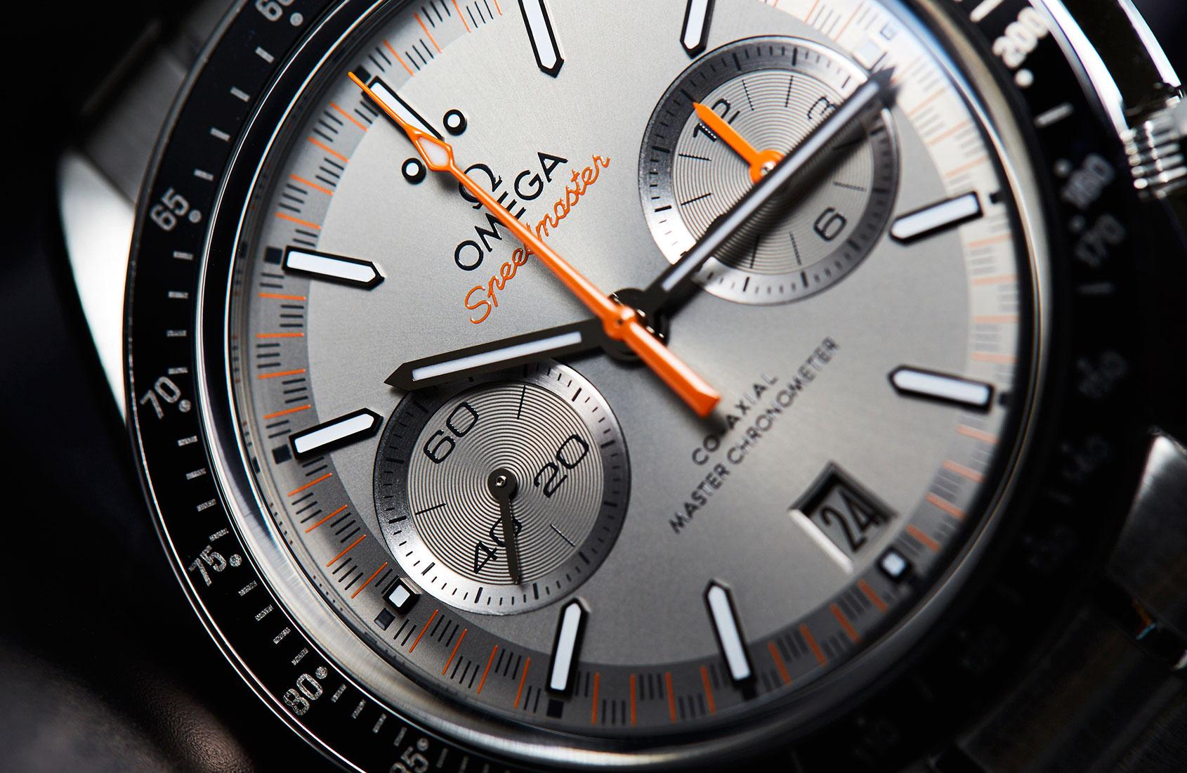 Dialled in for speed – the Omega Speedmaster Racing Master Chronometer