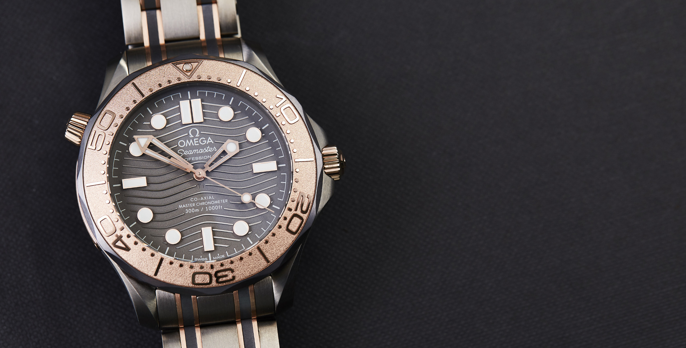 HANDS-ON: Tantalising Tantalum – the Omega Seamaster Diver 300M Limited Edition