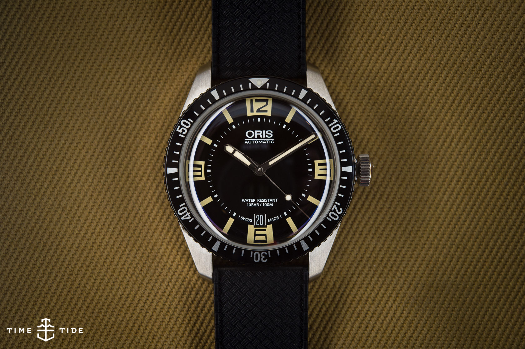 HANDS-ON: The Oris Divers Sixty-Five