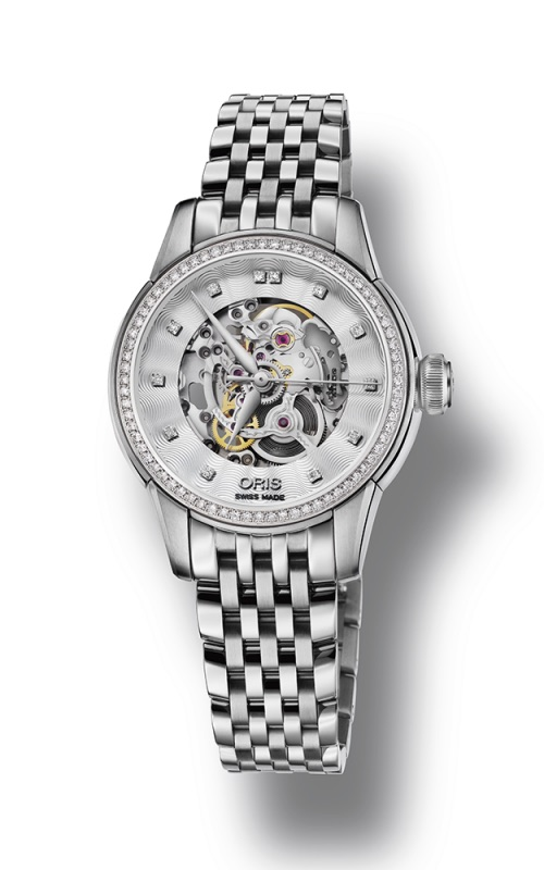 OPINION: Why the Oris Artelier Skeleton Diamonds is a modern feminist watch