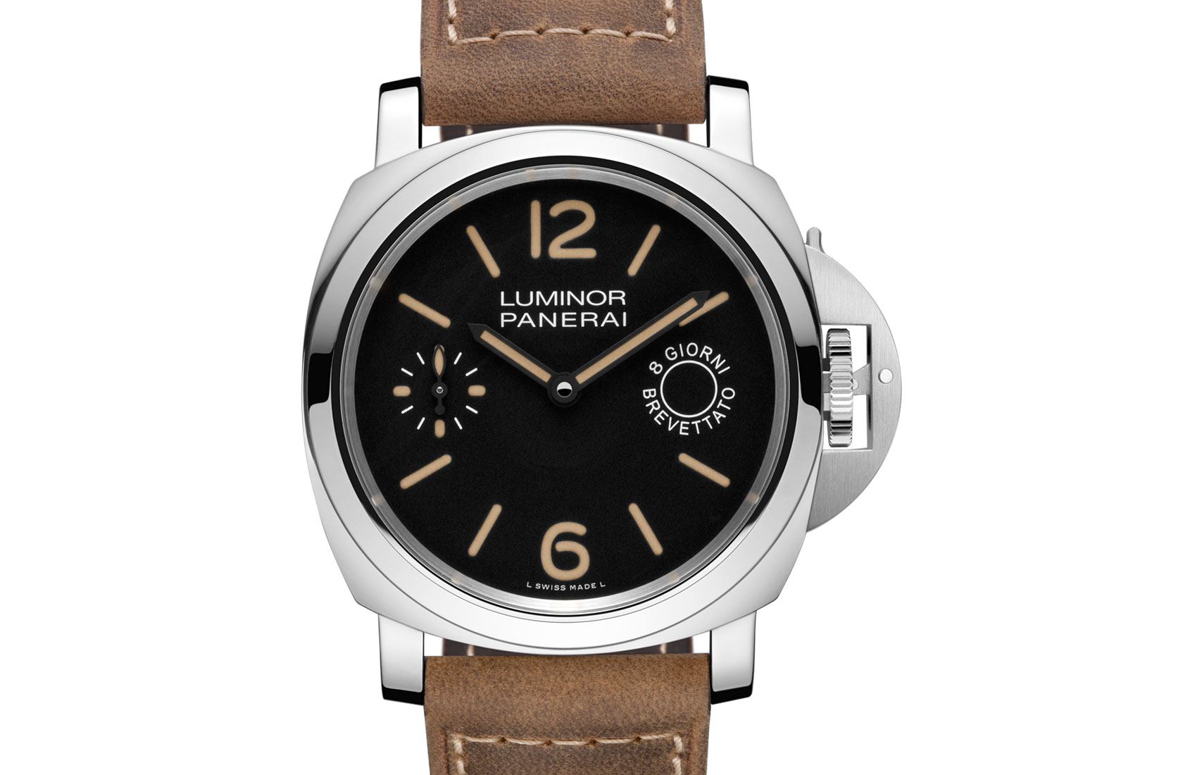 VIDEO: We polled people about the Panerai Luminor vs the Radiomir and the results are in
