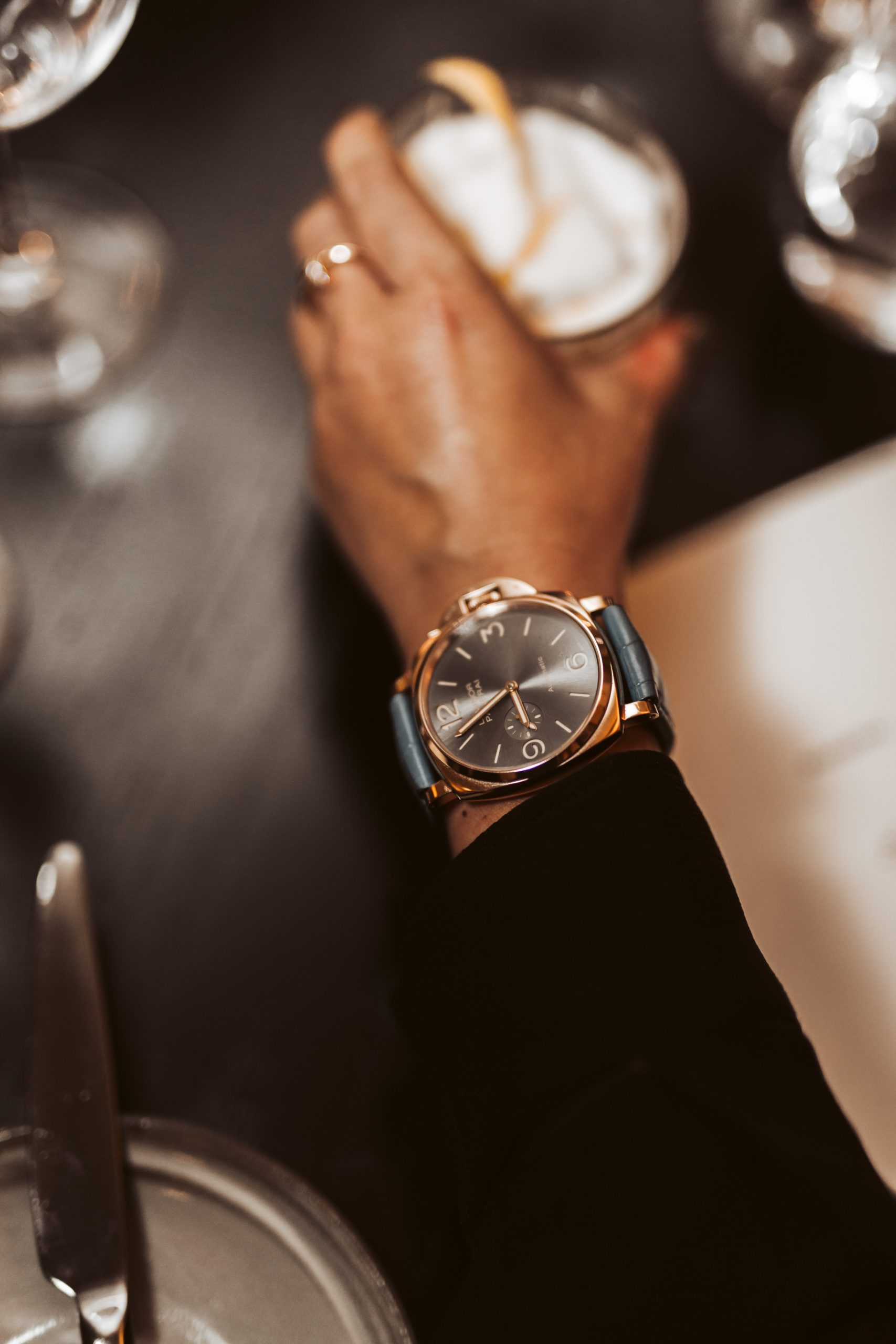 EVENT: Panerai celebrate first Australian boutique with mind-blowing nightlong event