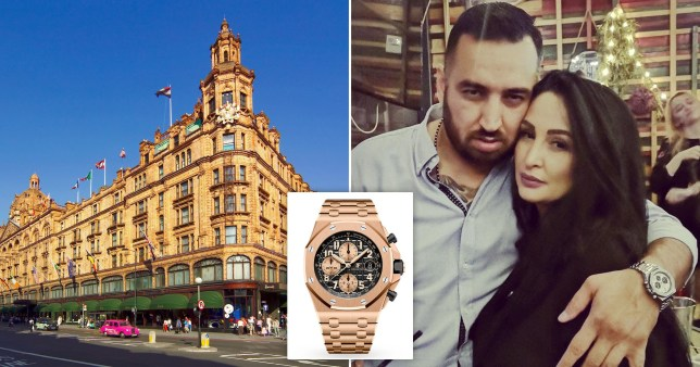 Did this couple really just use a six-year-old to steal an Audemars Piguet Royal Oak Offshore?