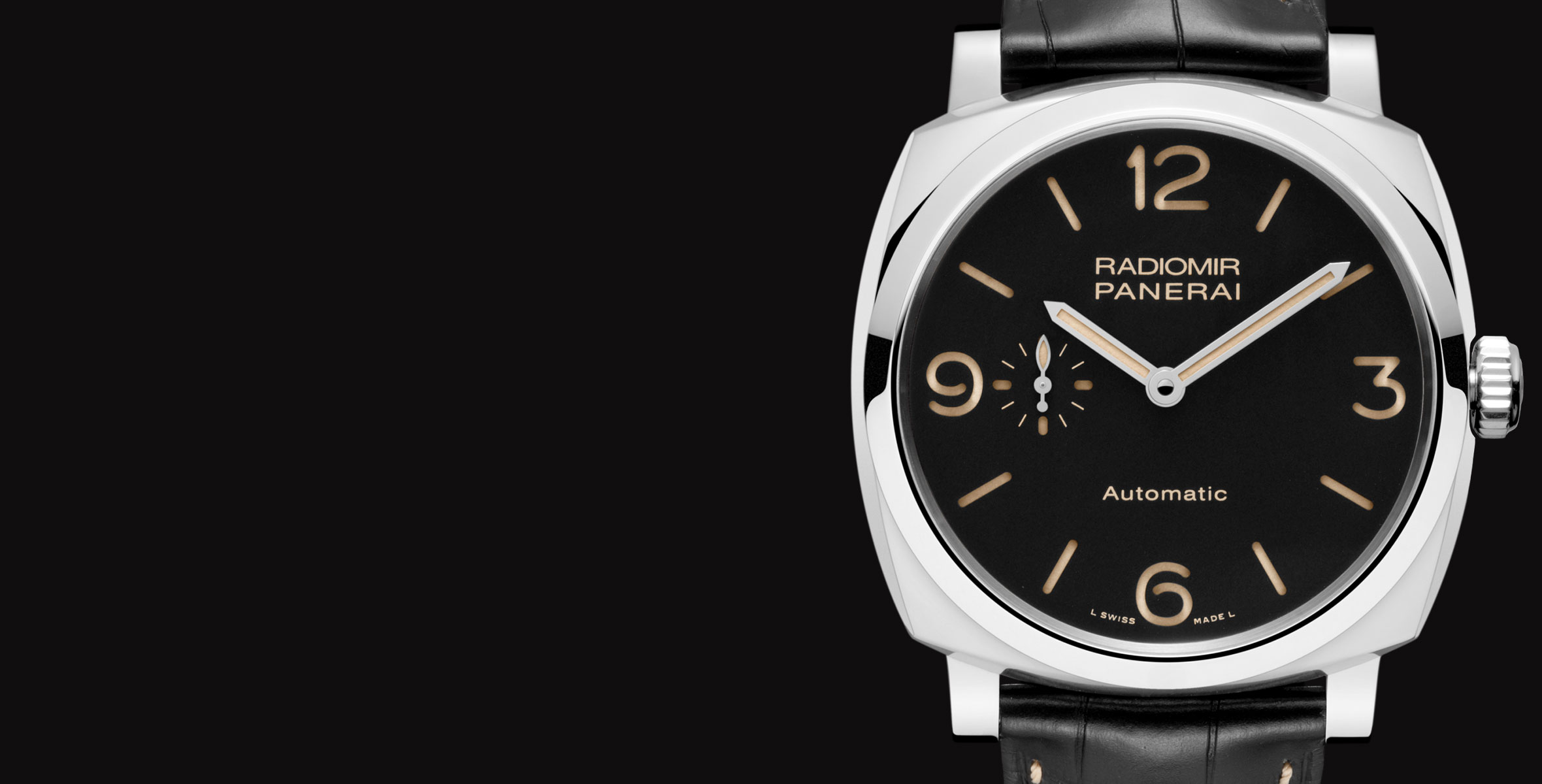 VIDEO: Panerai's Radiomir 1940 3 Days Acciaio PAM 00514, is this a PAM for a more 'mature' man?