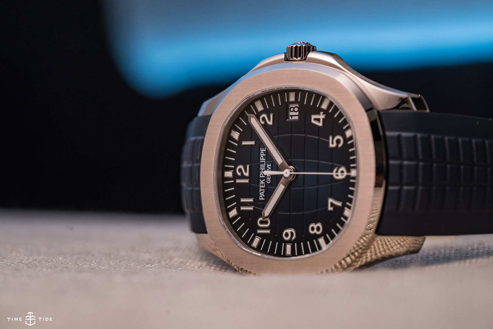 This is why the Patek Philippe Aquanaut 20th Birthday edition was such an important signal of things to come