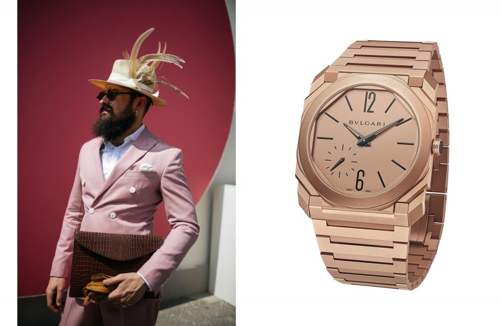 LIST: 3 watches perfect for the Pitti Uomo Peacock, and 2 that will work in the real world