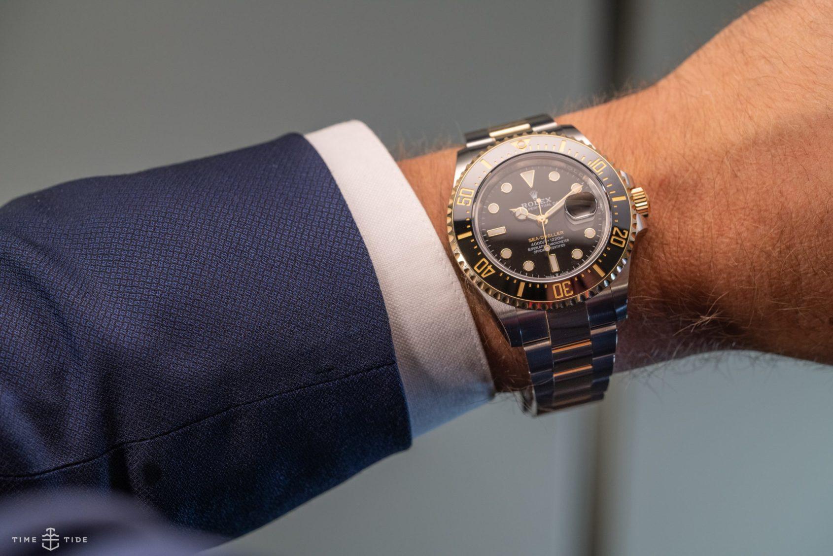 Rolex watch shortage