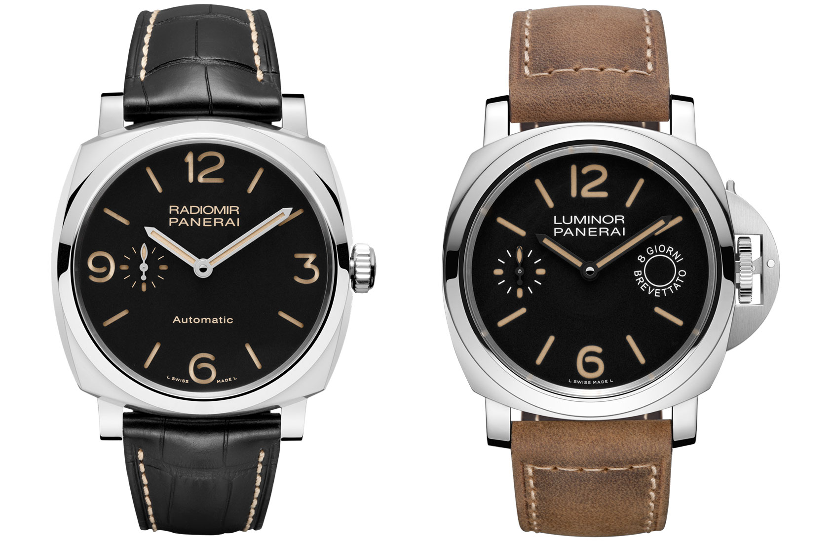 VIDEO: Radiomir or Luminor, which Panerai is right for you? The ultimate explainer is here