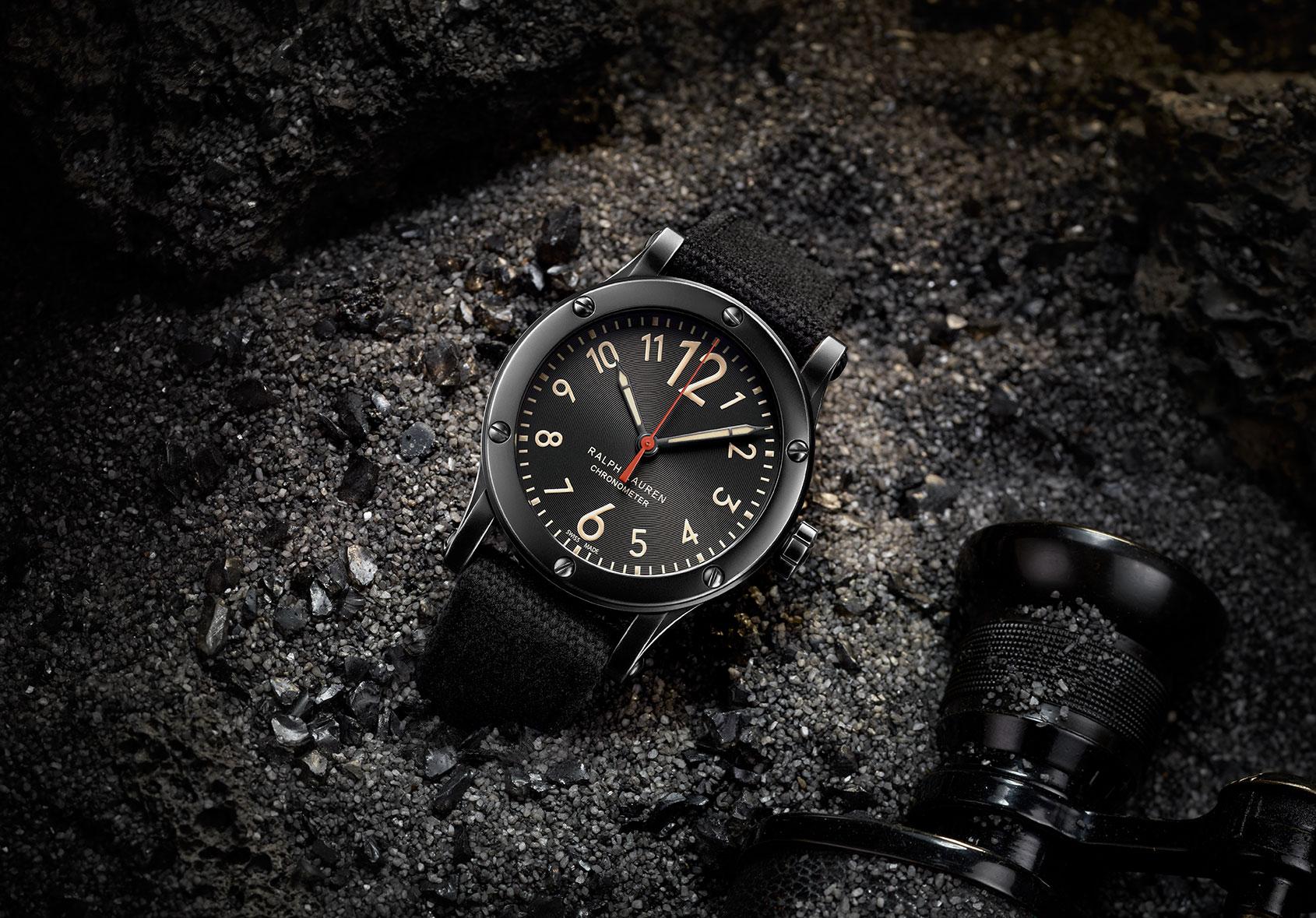 NEWS: The Ralph Lauren Safari: Ralph ups his watch game