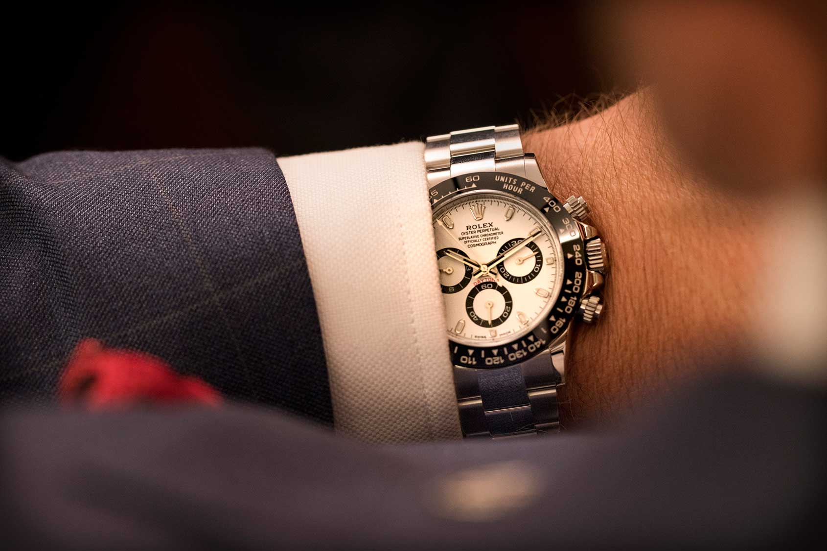 GONE IN 60 SECONDS: The Rolex Oyster Perpetual Cosmograph Daytona (Ref 116500 LN), the must watch video review