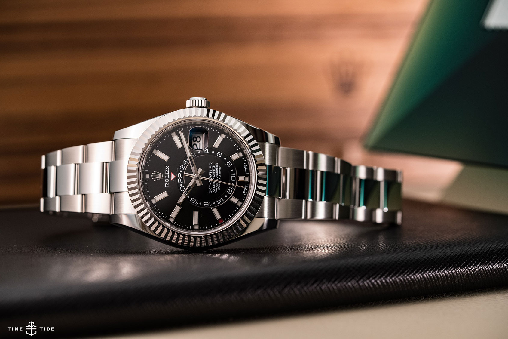 INSIGHT: 2 takes on the Rolex Sky-Dweller from people who bought it