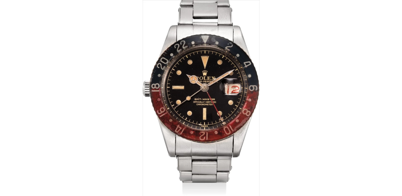 NEWS: This season's last watch auction delivers 4 unique watches you've probably never seen, and may never see again