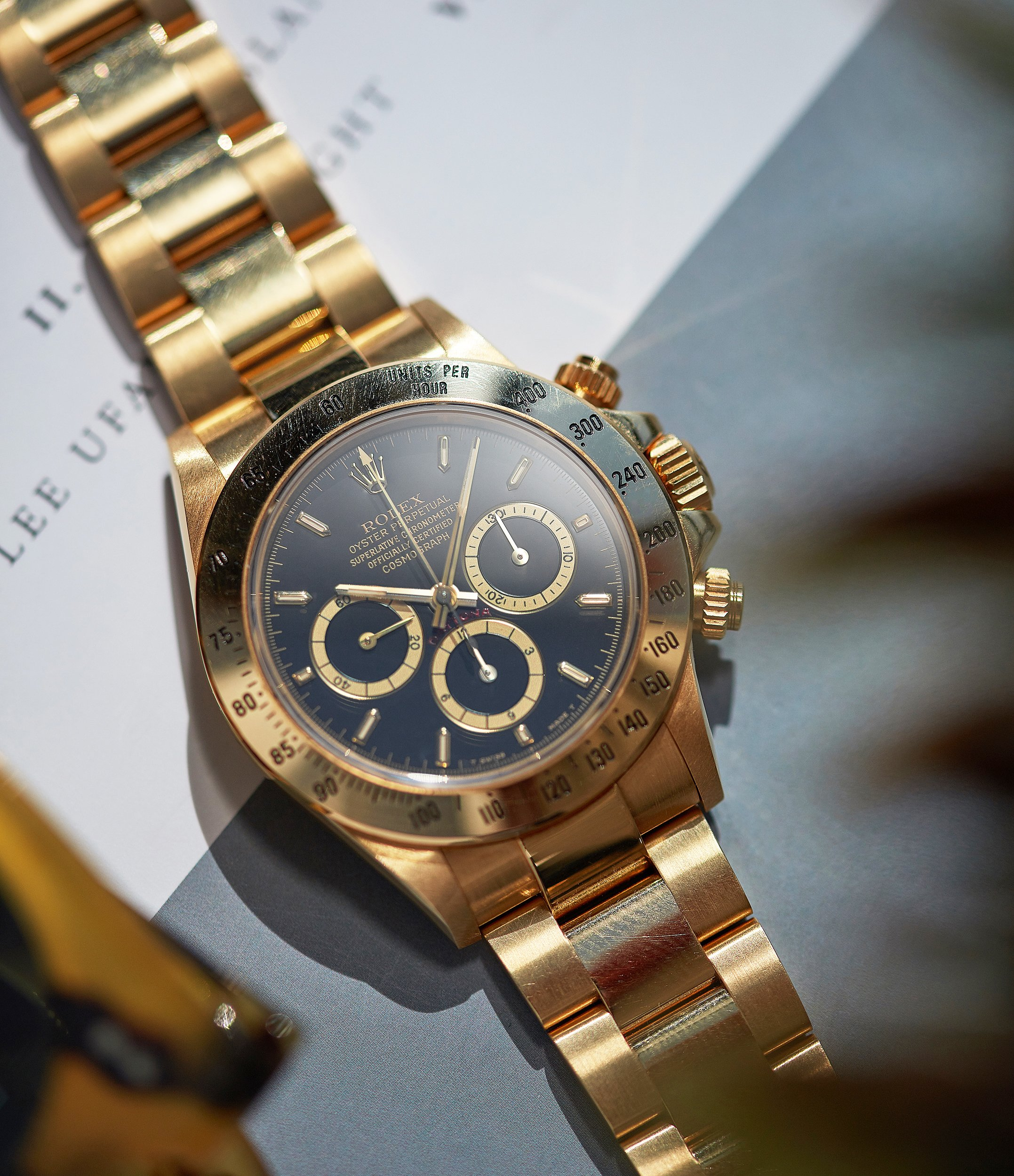 5 things you never knew about the Rolex Daytona