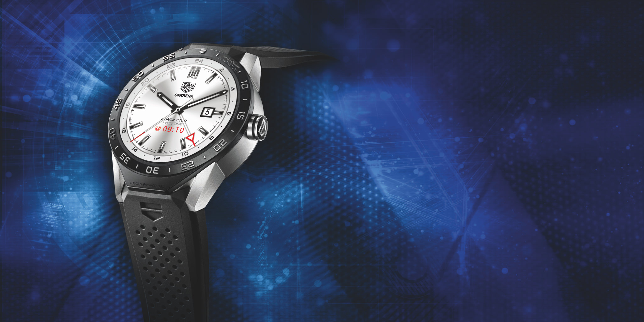 BREAKING NEWS: TAG Heuer gets connected with Android smartwatch