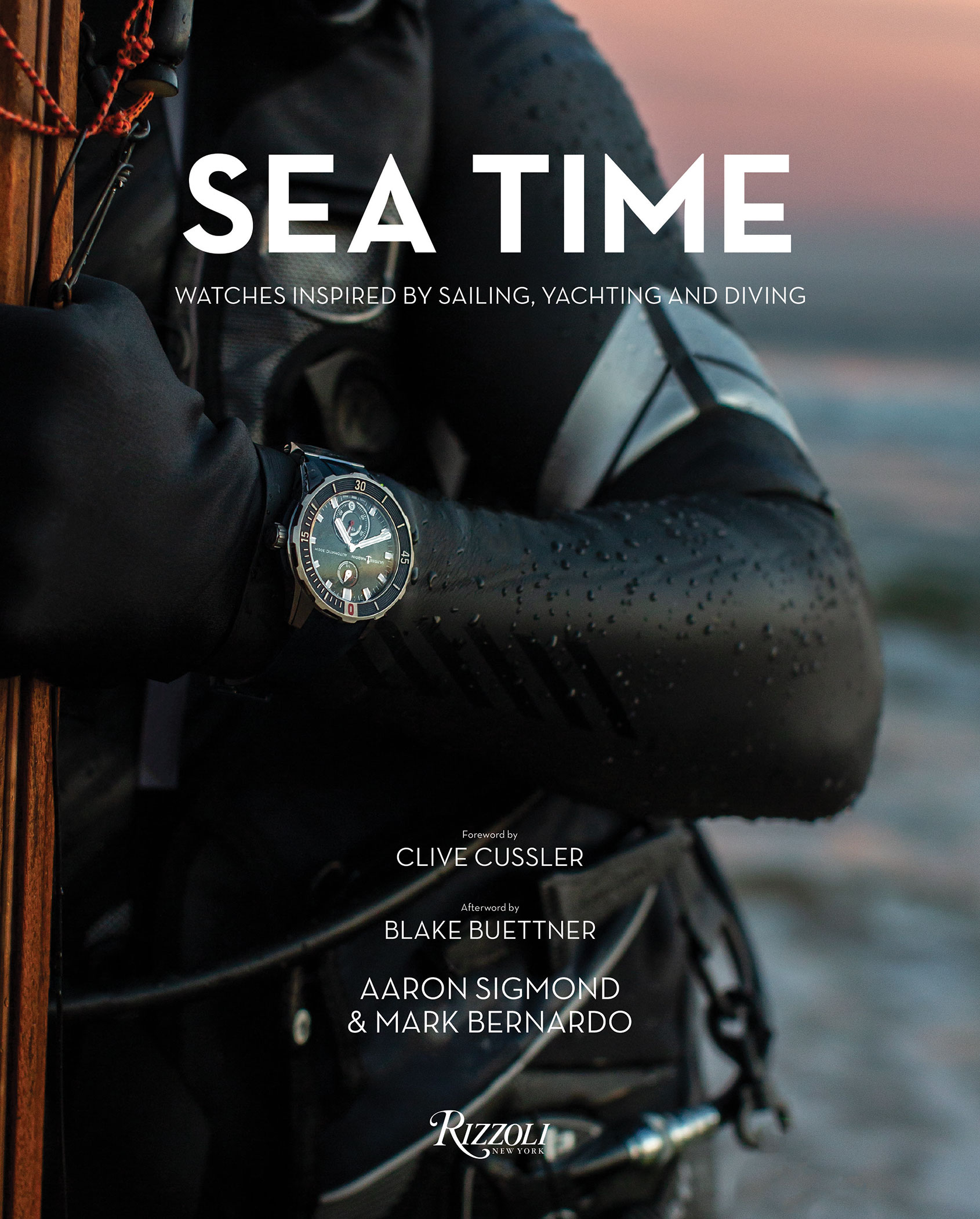 RECOMMENDED READING: Sea Time: Watches Inspired by Sailing, Yachting and Diving