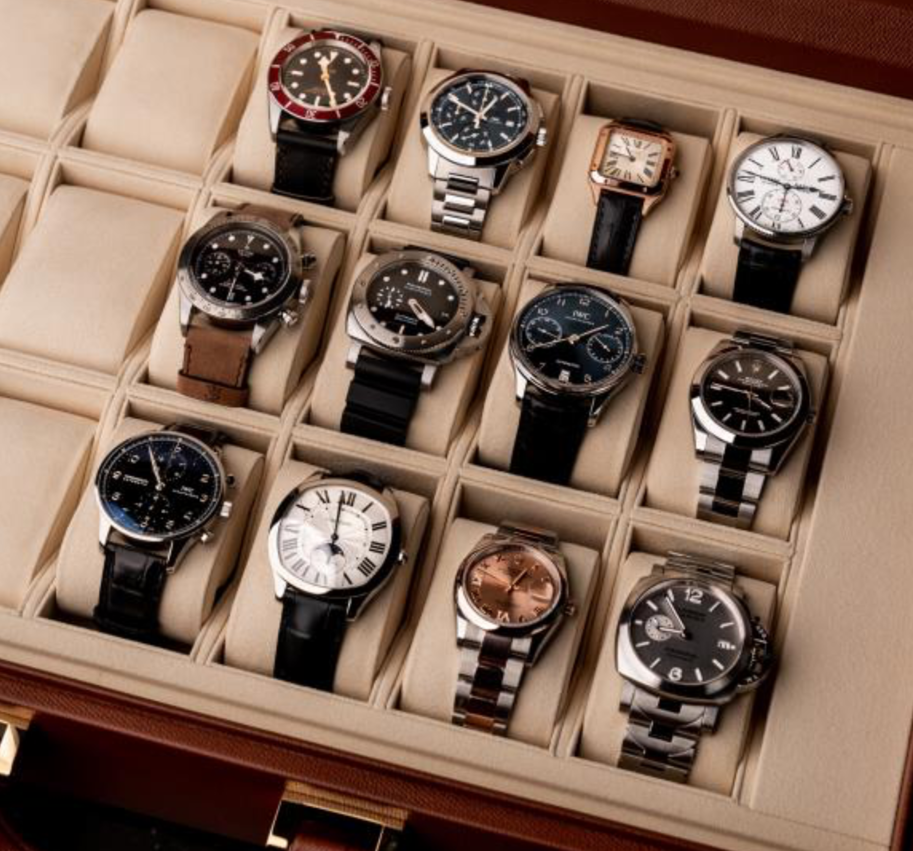 Would you pay a retailer 100K per year to choose 12 watches for you?