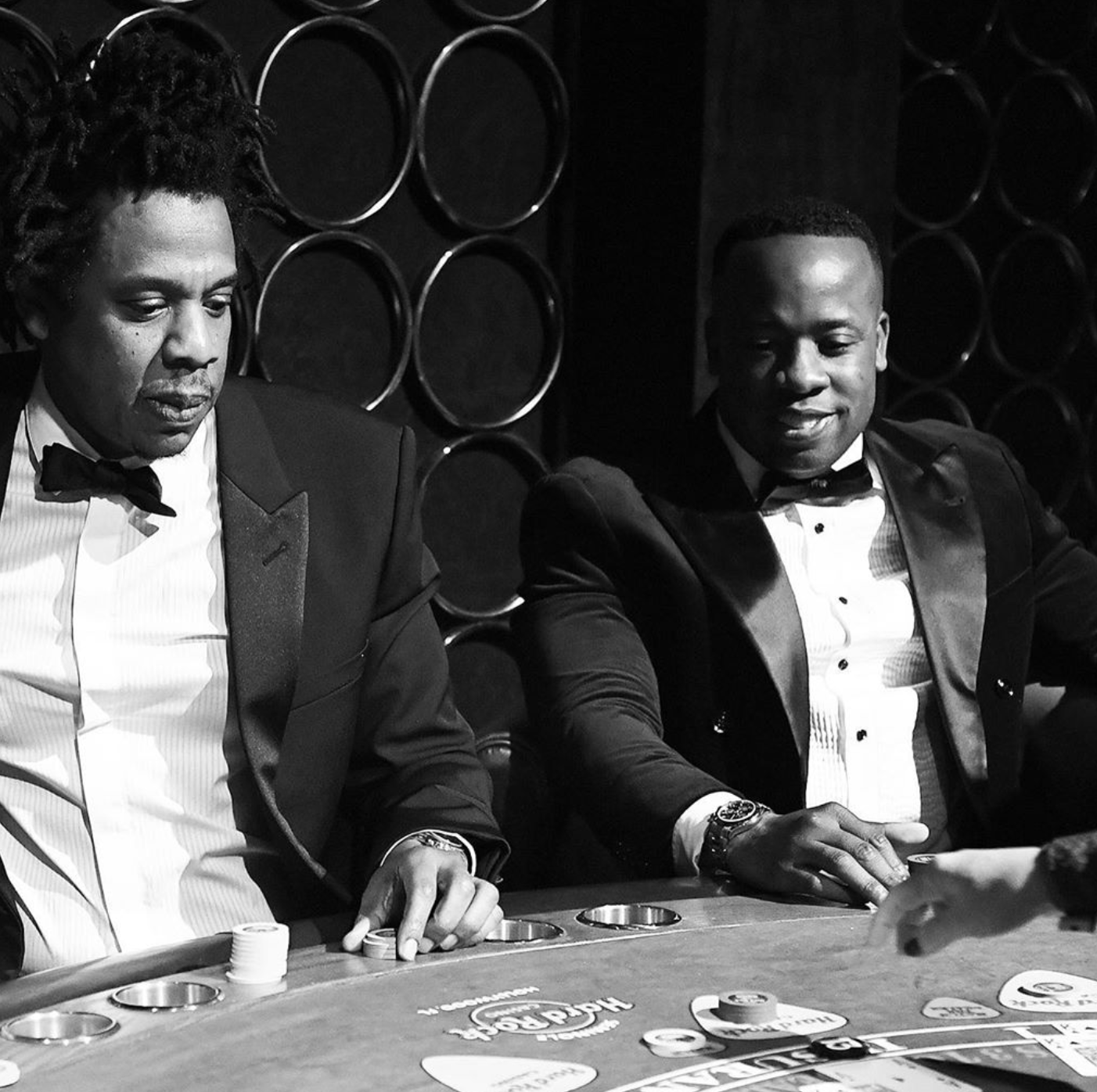 #JayDay: Jay-Z just used a bunch of solid gold Rolex Daytonas as VIP invitations