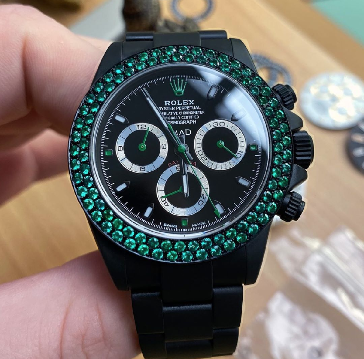 Customised Watches: Watchmaking Crime or Horologically Sublime?