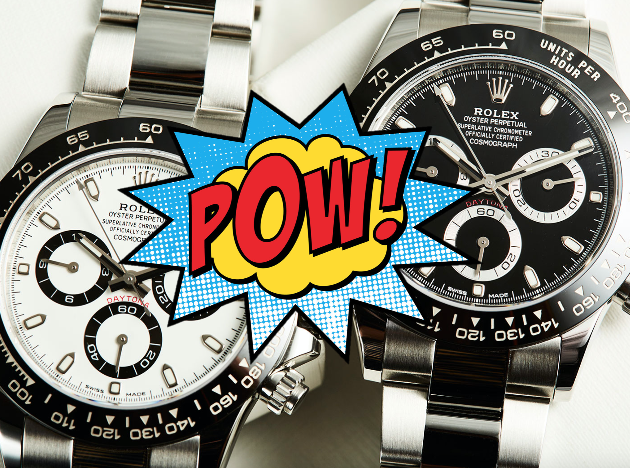 Battle Royale: The T+T Team debate which is the best modern-day Rolex Daytona
