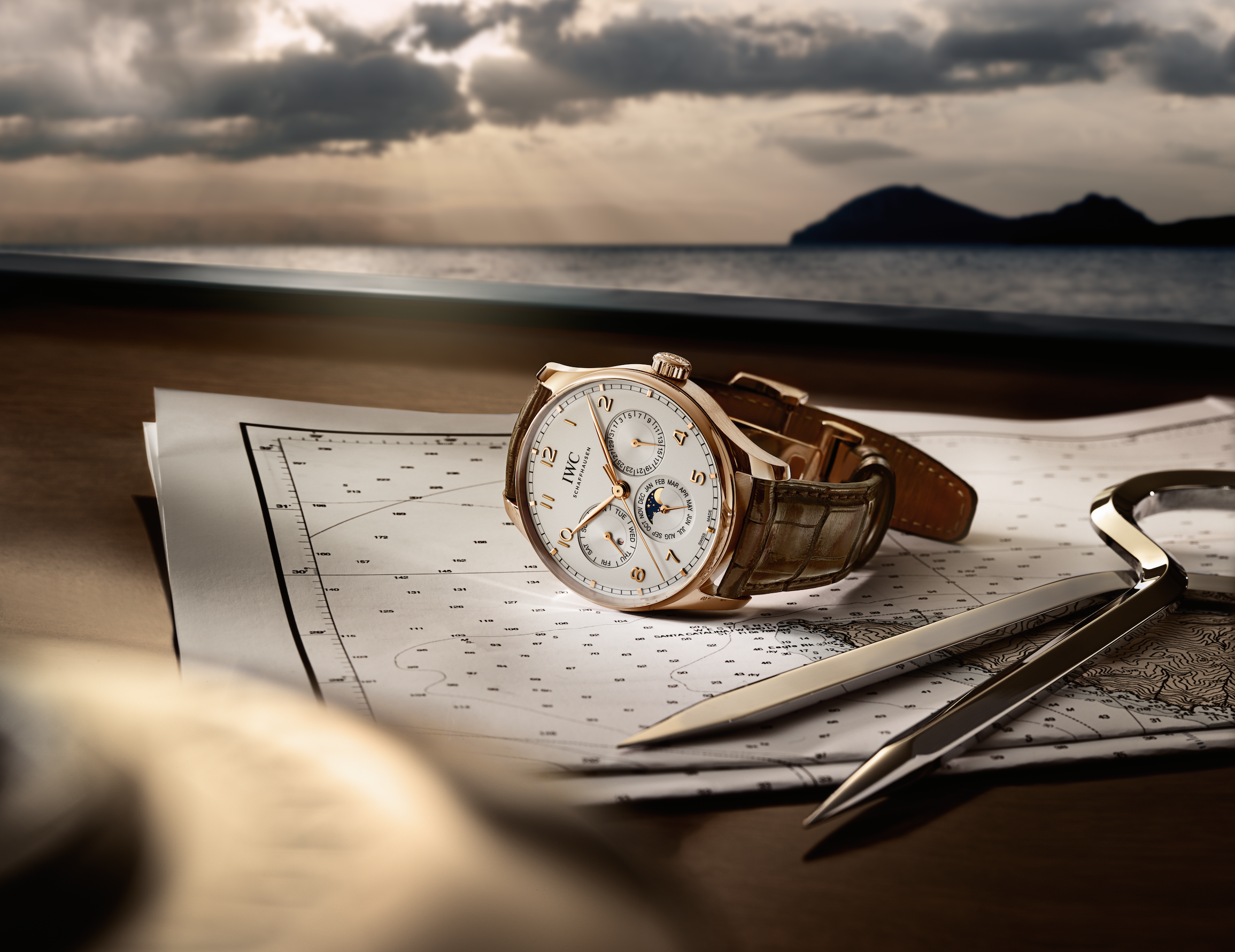 IWC's 2020 collection is a vulgar display of design purity and power