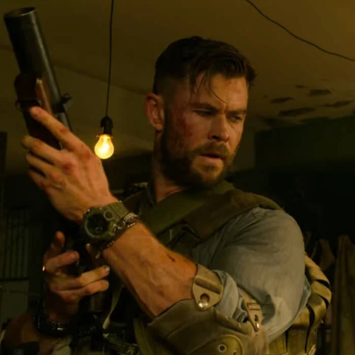EDITOR'S PICK: Chris Hemsworth shows why G-Shocks are the ultimate bad-ass watches